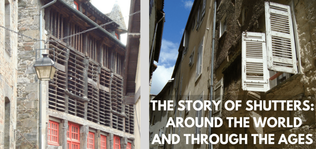 the history of shutters west sussex